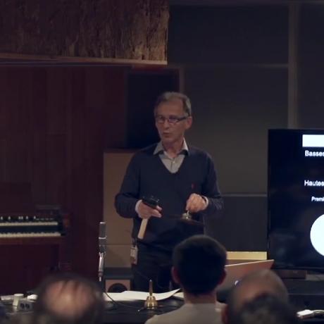 Importance de la maîtrise de l'amortissement et de la phase dans la reproduction de l'image acoustique – Alain Roux (PSI Audio)